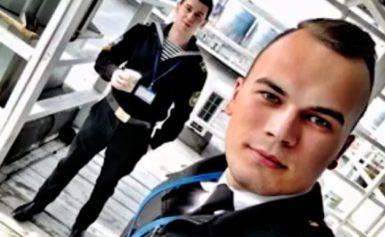 Полонений український капітан, попросив перекладача з російської мови