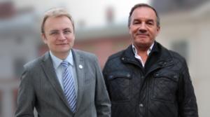 Мер Глузова Терещенко підтримав кандидатуру Садового на пост президента
