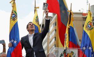 Лідер опозиції Венесуели оголосив себе виконуючим обов`язки президента – США та Европа підтримали