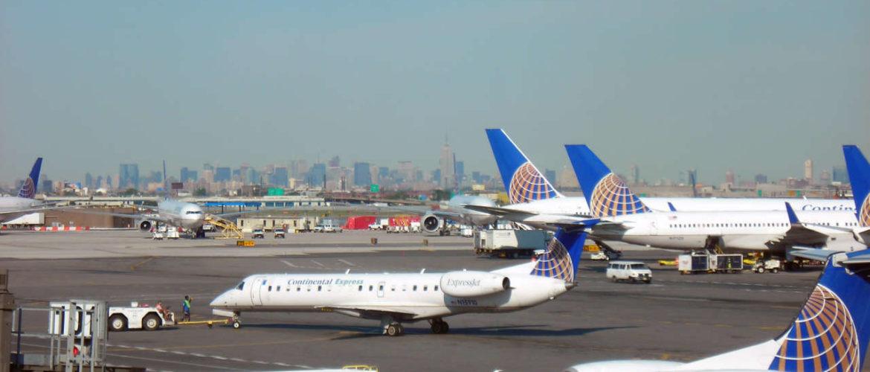Через шатдаун аеропорт Нью-Йорка призупинив польоти