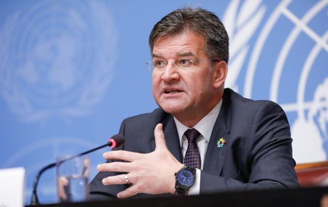 В ОБСЄ заявили, що рішення конфлікту на Донбасі є для них пріоритетним
