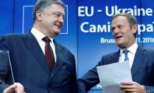 20 березня Порошенко проведе зустріч з Туском