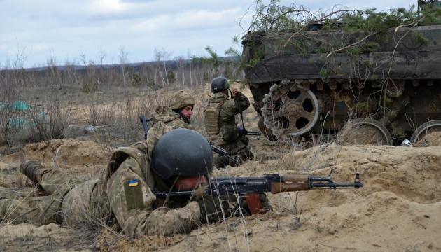 Російські бойовики обстріляли Травневе й Богданівку, в України втрат немає
