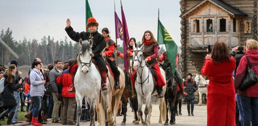 Під Києвом починаючи з 8 березня три дні будуть святкувати Масляну – деталі