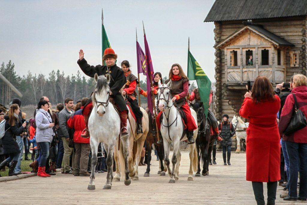 Під Києвом починаючи з 8 березня три дні будуть святкувати Масляну - деталі
