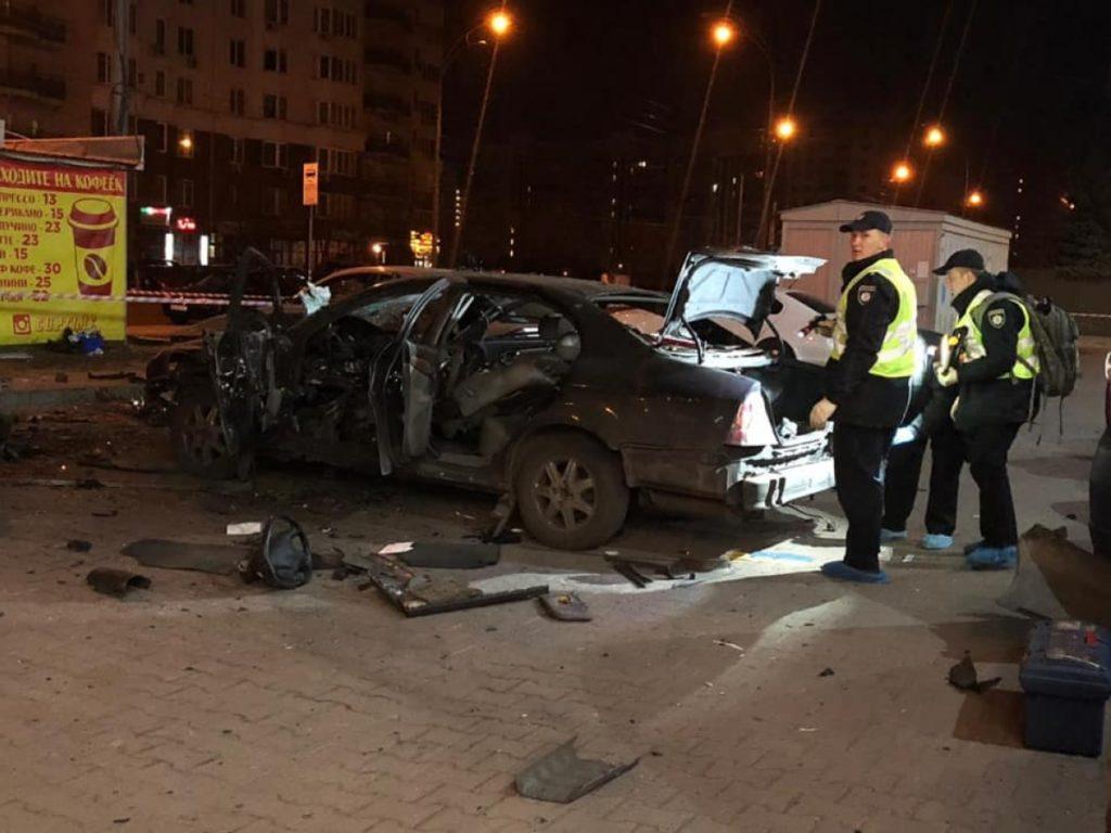 З'явились нові подробиці підриву авто українського розвідника в Києві