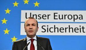 Один з основних претендентів на посаду президента Єврокомісії планує заблокувати Nord Stream 2