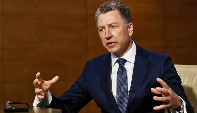 Курт Волкер виступив за прямий діалог Зеленського і Путіна