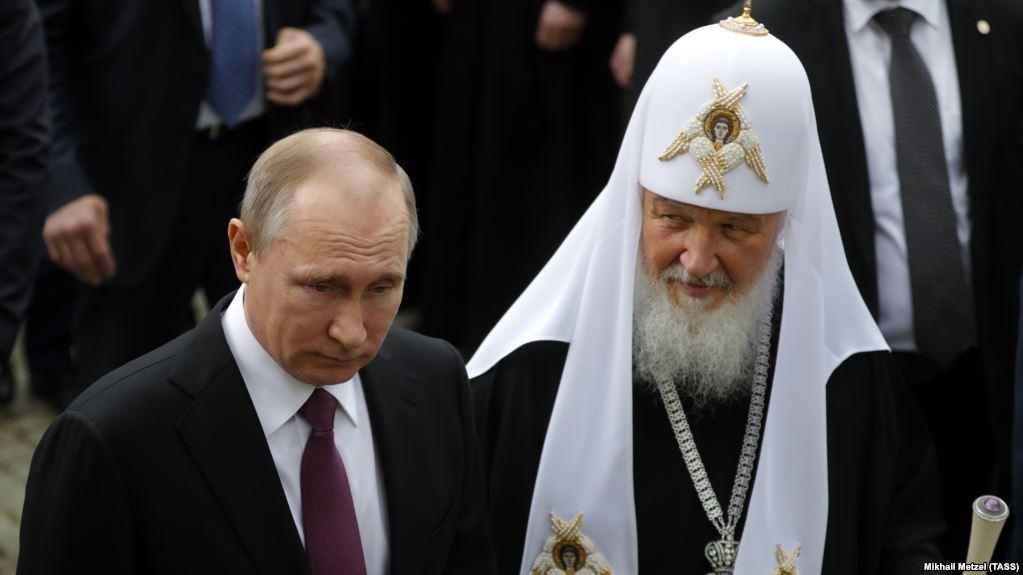 Голова РПЦ офіційно привітав Зеленського із перемогою на виборах