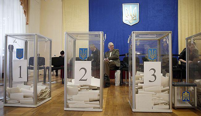 Центрвиборчком прийняв всі протоколи виборчих округів