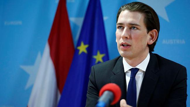 Голова австрійського уряду виступив проти додаткового відтермінування Brexit