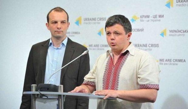 """Розвал """"Самопомочі""""? Нардепи Соболєв та Семенченко заявили про вихід із партії"""