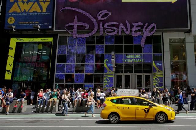 """Кінокомпанія """"Disney"""" планує запустити власний онлайн-кінотеатр"""
