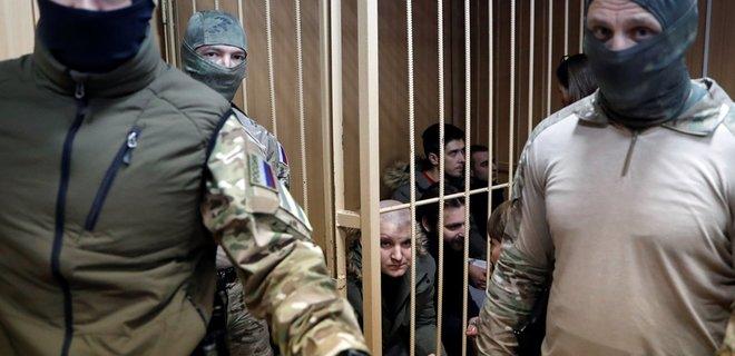 МЗС України висловив протест через продовження арешту військовополонених моряків в РФ