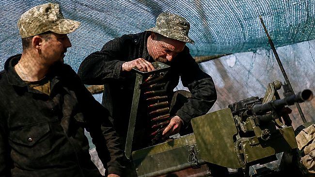 Ситуація в зоні проведення ООС: проросійські бойовики 9 разів порушили режим припинення вогню