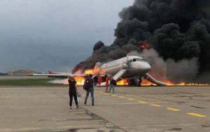 В жахливій аварії російського літака у Шереметьєво постраждала українка