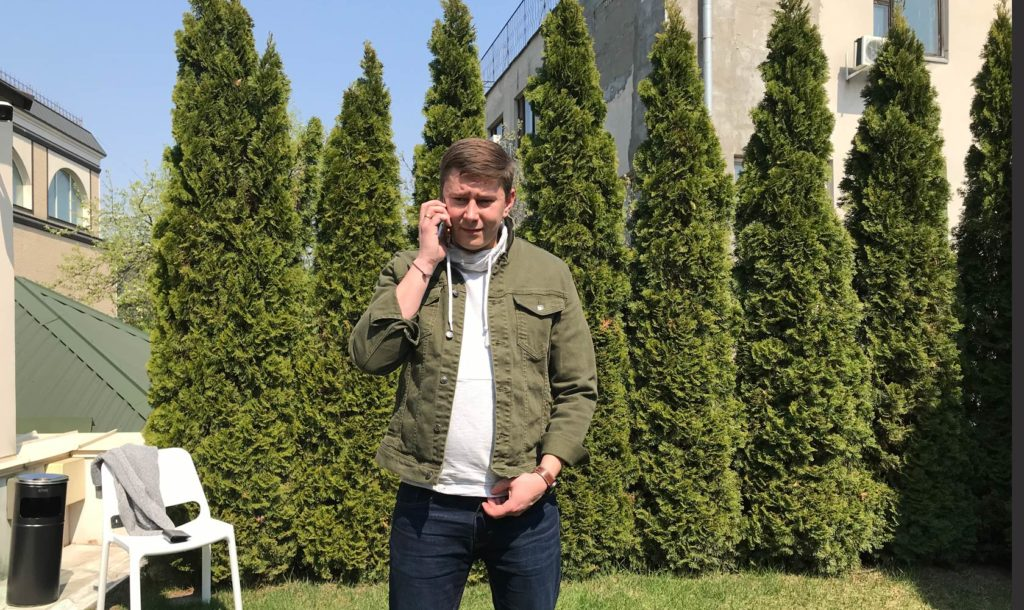 """Сценарист серіалу """"Слуга народу"""" Костюк: """"Зеленський казав, що ніколи у житті не стане класичним політиком"""""""