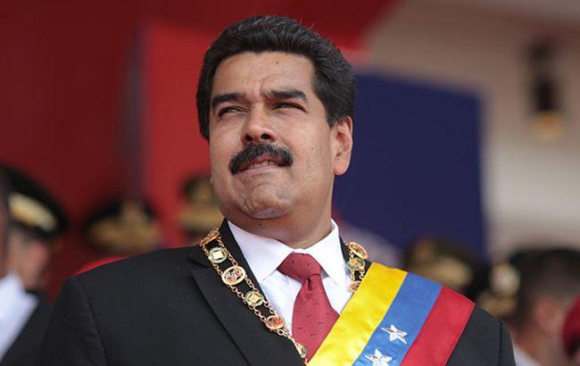 Ніколас Мадуро оголосив, що спробу перевороту у Венесуелі придушено