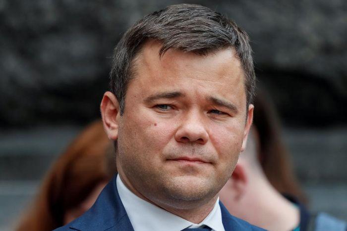 Зеленський офіційно призначив керівництво президентского Офісу