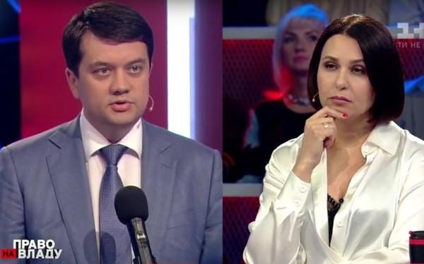 Голова партії Зеленского розповів в прямому ефірі, чому Зеленський розізлився на Клімкіна (ВІДЕО)