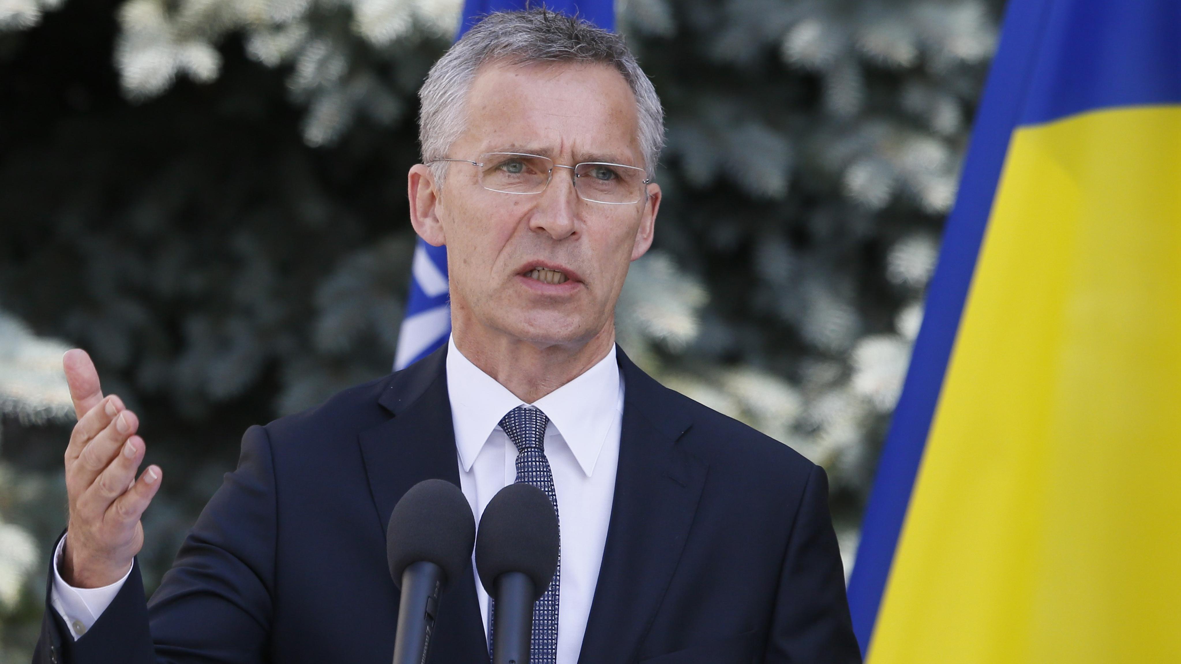 Генсек НАТО дав коментар, про можливість вступу України до Альянсу