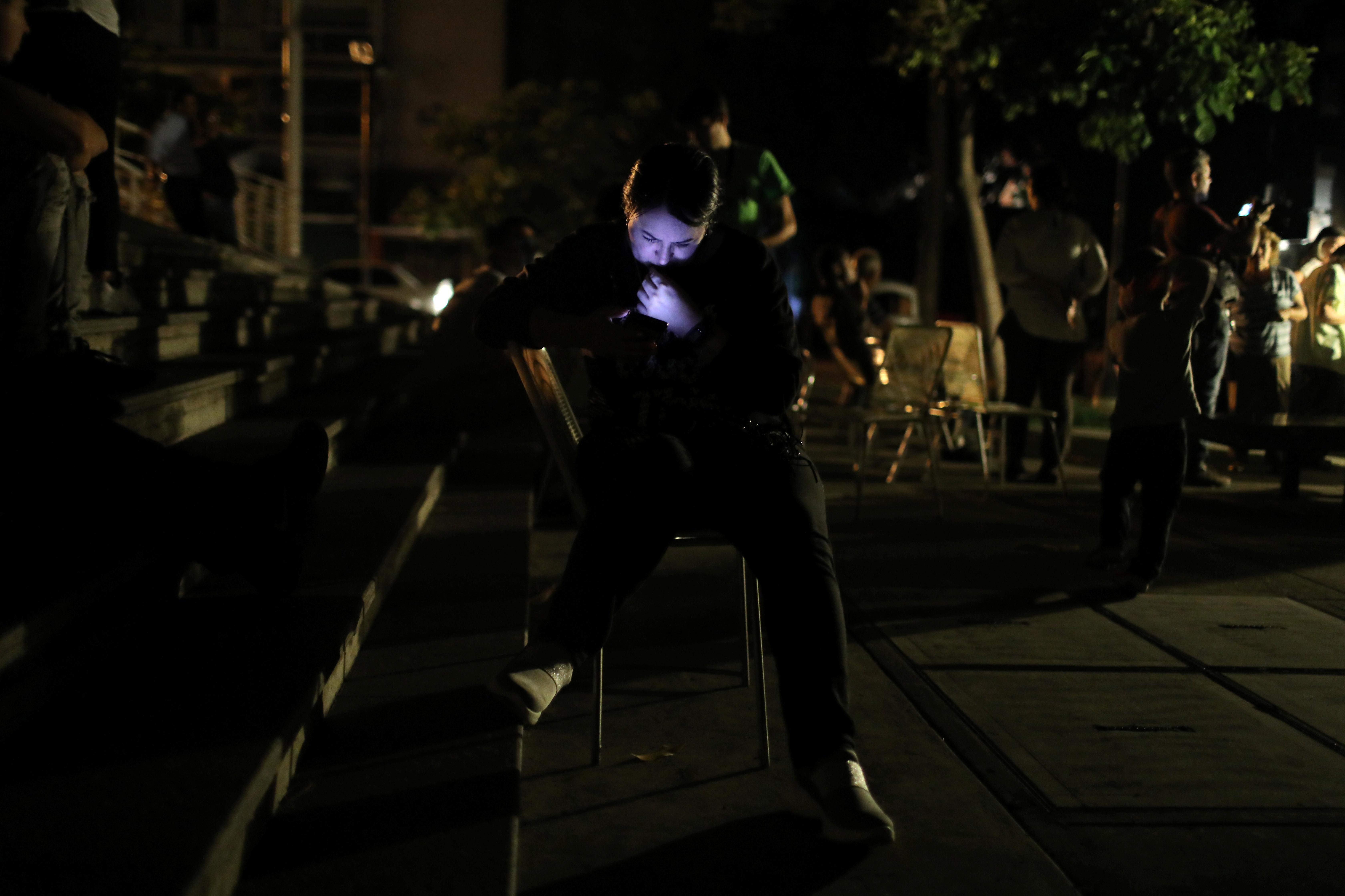15 штатів та столиця Венесуели залишились без електроенергії
