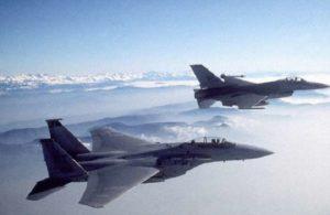 Біля берегів Латвії над Балтійським морем виявлено 5 російських літаків