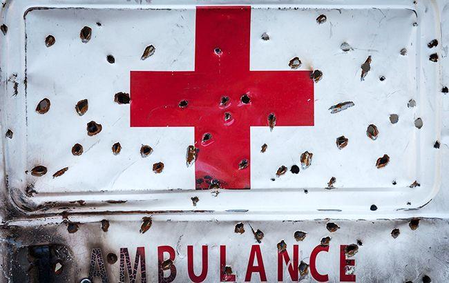 Військовий медик, якого поранили під Водяним помер