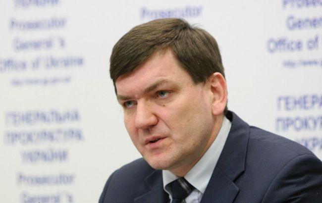 Прокурор Горбатюк заявив, що двом керівникам та двом суддям Окружного адмінсуду Києва буде оголошено підозру