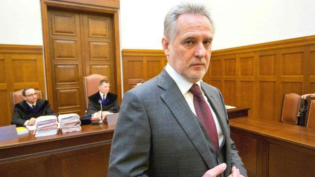 Міністр юстиції Австрії офіційно одобрив екстрадицію Фірташа до США