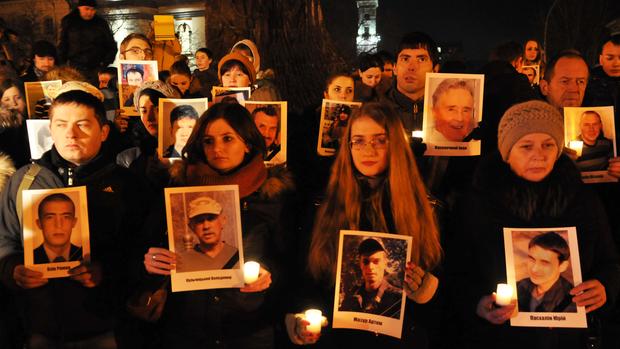 Facebook заблокував дві сторінки присв'ячених пам'яті загиблих за Україну від початку війни на Донбасі