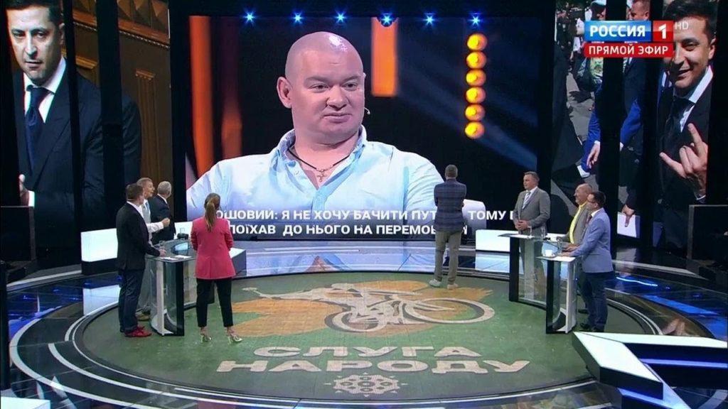 Кошовий блискуче поставив Скабєєву і решту пропагандистів Кремля в ступор (ВІДЕО)