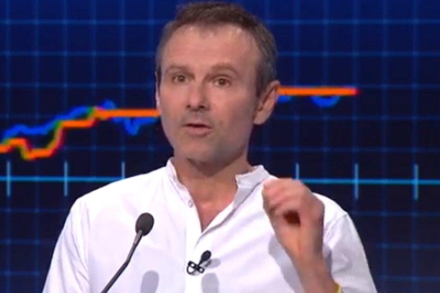 Лідер партії Голос Святослав Вакарчук назвав основну причину бідності українців і пообіцяв її вирішити