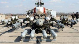 Вперше за 23 роки на Волині випробували бомбардувальник Су-24М
