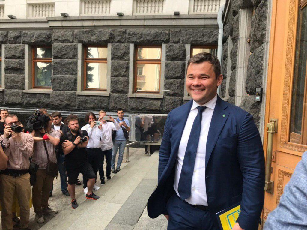 Однією із умов зустрічі Трампа із Зеленським було звільнення Богдана - ЗМІ