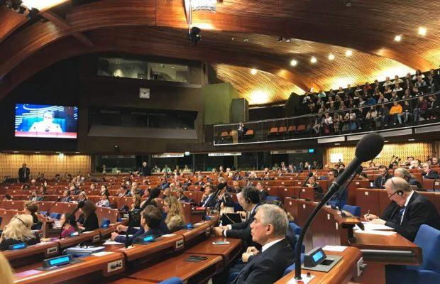 В президентській партії виступили за повернення України до ПАРЄ