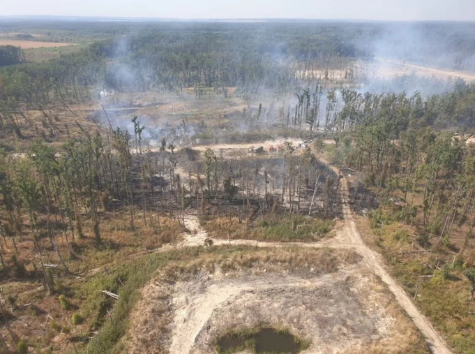 Правоохоронці відкрили провадження через нові вибухи боєприпасів під Калинівкою