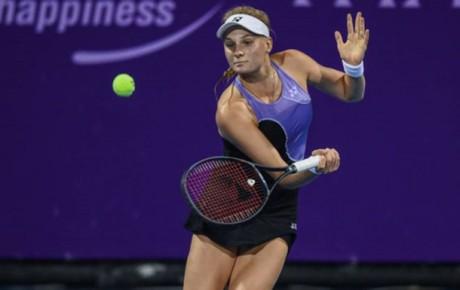 Ястремська стартувала на турніру WTA в Ухані з перемоги над австралійкою Томлянович