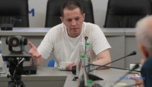 Сущенко вперше розповів, навіщо поїхав до Москви перед своїм затриманням