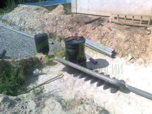 Простой способ организовать канализацию в доме
