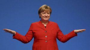 Меркель запросила свого нового колегу Гончарука до Берліна