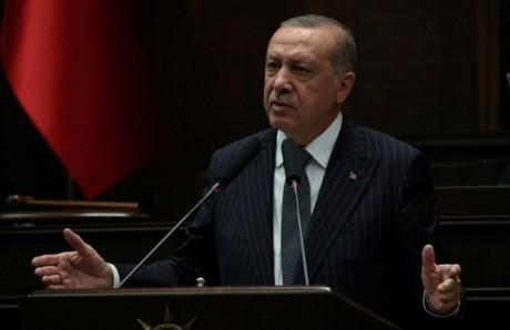 Ердоган заявив, що не збирається вести переговори з курдами