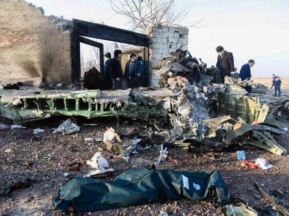 Катастрофа літака МАУ в Ірані: місцевий уряд заявив про початок арештів