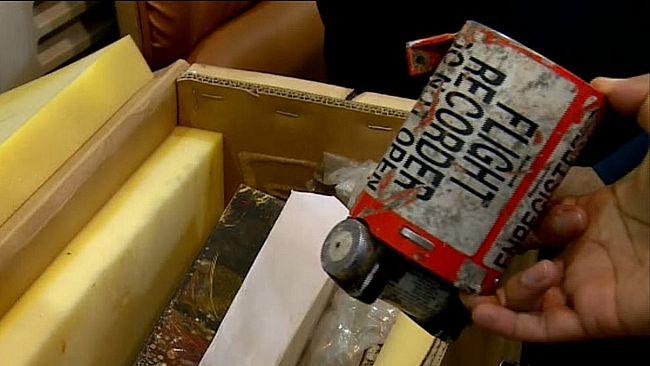 Чорна скринька збитого літака МАУ дуже пошкоджена, - міноборони Ірану