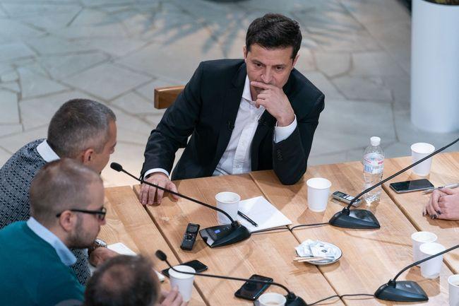 Пресконференція Зеленського відбудеться після карантину, - ОП