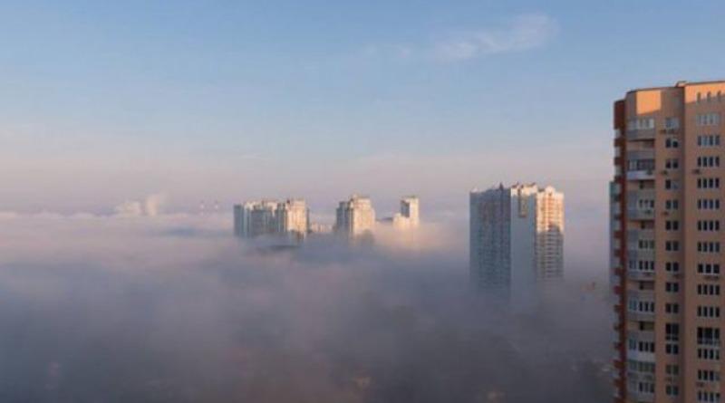 У повітрі Києва досі фіксують продукти горіння, - Кличко