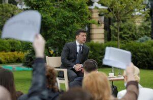 Зеленський повідомив, що подумає про можливість другого президентського терміну