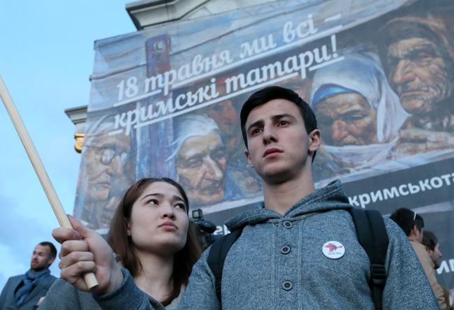 Травма депортації поглиблюється окупацією Криму Росією, - посольство США
