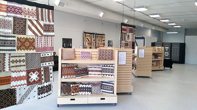 В Едмонтоні відкрилась масштабна виставка української вишивки