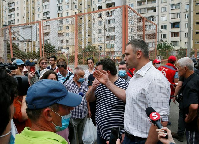 Київ виділить 30 млн на житло для постраждалих від вибуху на Позняках
